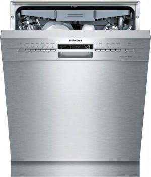 Siemens Unterbau-Geschirrspüler Edelstahl SN48R561DE