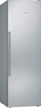 Siemens Stand Gefrierschrank noFrost iQ500 Türen Edelstahl antiFingerPrint GS36NAI3P