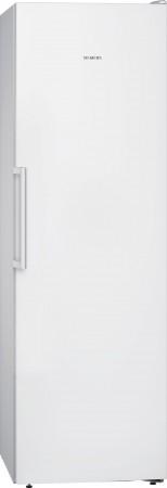 Siemens Stand Gefrierschrank noFrost iQ300 weiß GS36NVW3P