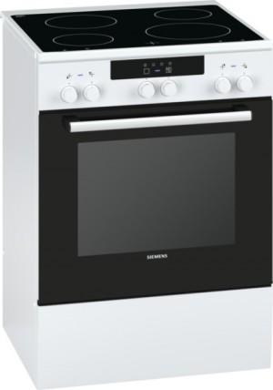 Siemens Elektro-Standherd 60cm weiß HA422210