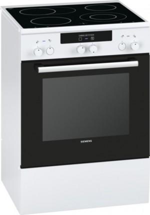 Siemens Elektro-Standherd 60cm weiß HA724220