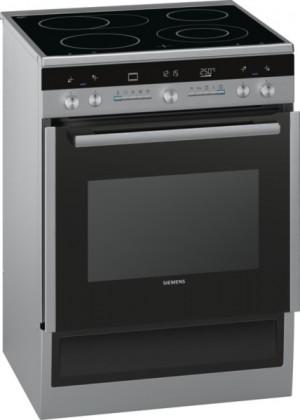 Siemens Elektro-Standherd 60cm Edelstahl HA854580
