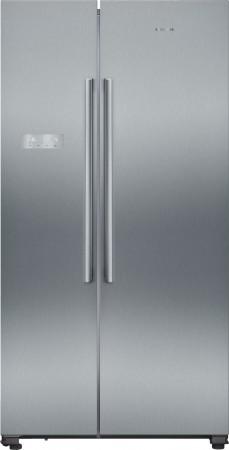 Siemens Side by Side Kühlschrank inox-antifingerprint iQ700 KA93NVIFP