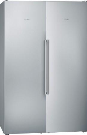 Siemens Side by Side Kühlschrank KA95NAI3P best aus: KS36VAI4P+GS36NAI3P+KS39ZAL00