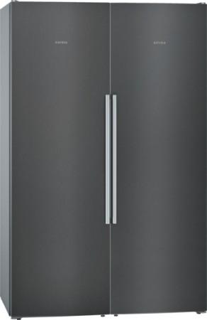 Siemens Side by Side Kühlschrank KA95NAXEP best. aus: KS36VAXEP+GS36NAXEP+KS39ZAX00