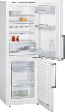 Siemens Kühl-Gefrier-Kombination Extraklasse weiß KG33VEW32 EEK: A++