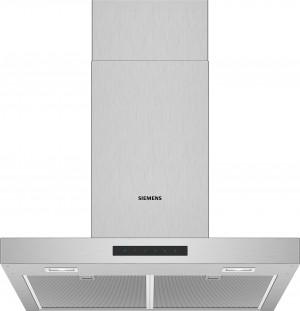 Siemens Wand-Esse Box-Design 60 cm Edelstahl iQ300 LC66BBM50