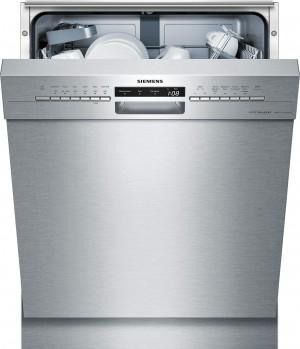 Siemens Extraklasse Unterbau Geschirrspüler Edelstahl iQ300 SN436S00JD