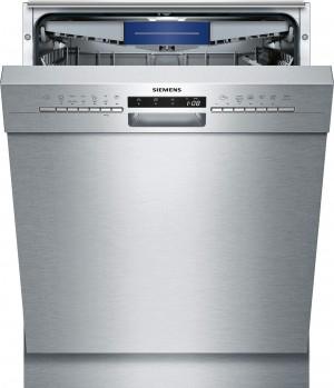 Siemens Unterbau Geschirrspüler Edelstahl iQ300 SN436S03NE