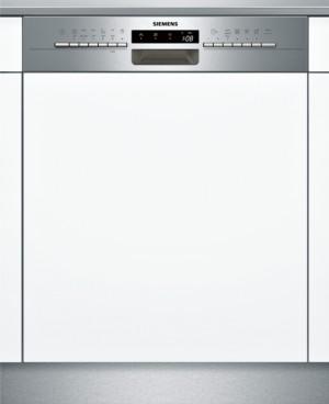 Siemens Geschirrspüler Edelstahl SN536S01KE