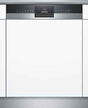 Siemens Geschirrspüler teilintegriert Edelstahl iQ300 SN53HS60AE