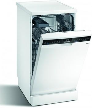 Siemens Freistehender Geschirrspüler 45cm weiß SR23HW64KE