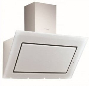 Silverline Wandhaube kopffrei 80cm Weiß PGW894.1W Pegasus Premium