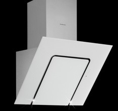 Silverline Wandhaube/Kopffrei 90cm Riho weiss RHW953W