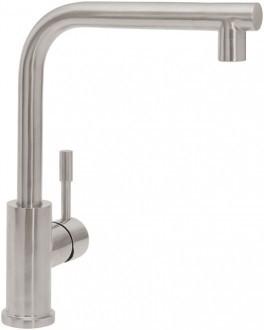 Villeroy & Boch Armatur Modern Steel Hochdruck Edelstahl poliert Chrom-Optik 966801LE
