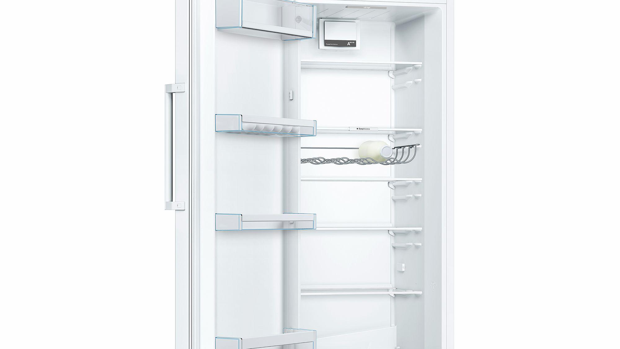 Bosch Stand Kühlschrank Weiß KSV29VW4P