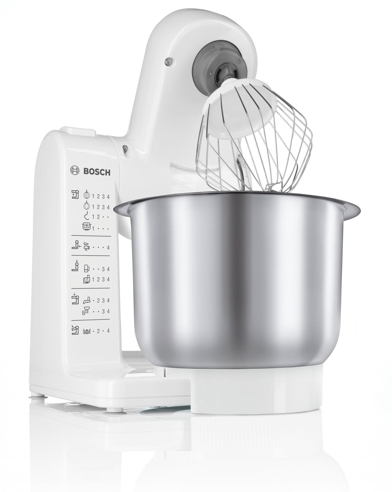 bosch küchenmaschine mum4407