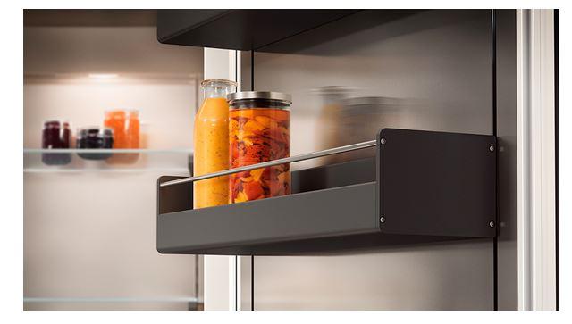 Side By Side Kühlschrank Einbaugerät : Gaggenau serie vario einbau kühlschrank mit gefrierfach