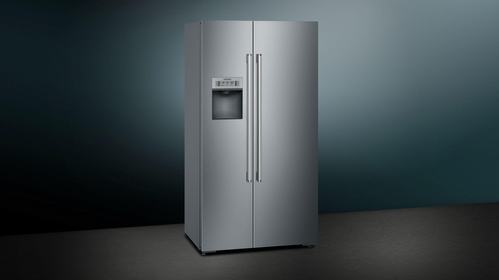 Side By Side Kühlschrank 5 Jahre Garantie : Siemens set side by side kühl gefrierkombination edelstahl