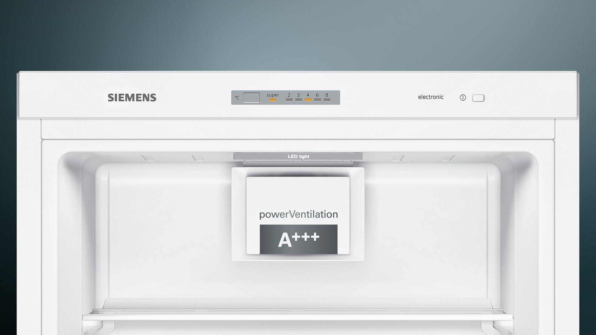 Siemens Kühlschrank : Siemens stand kühlschrank iq weiß ks vvw p preisflix